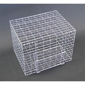 cage attrape pigeon 40x30x30 1 entr e cubique monoprise. Black Bedroom Furniture Sets. Home Design Ideas